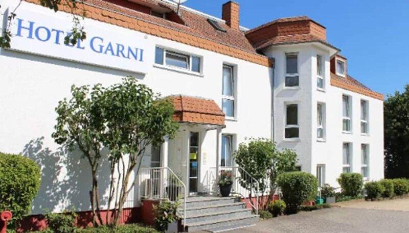 Hotel Garni Rosbach V. D. H.