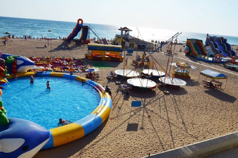 Пляжный отель Кармин-Маринер