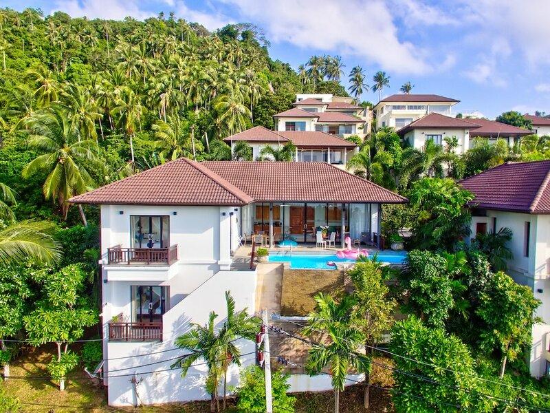 Kan Panorama Seaview Villa