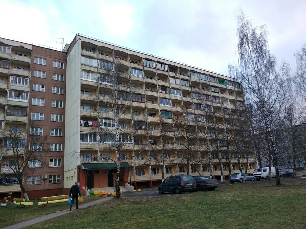 общежитие — ЖКУ Ммапид, Общежитие № 6 — Минск, фото №1