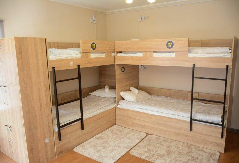 5 Rooms Hostel Almaty