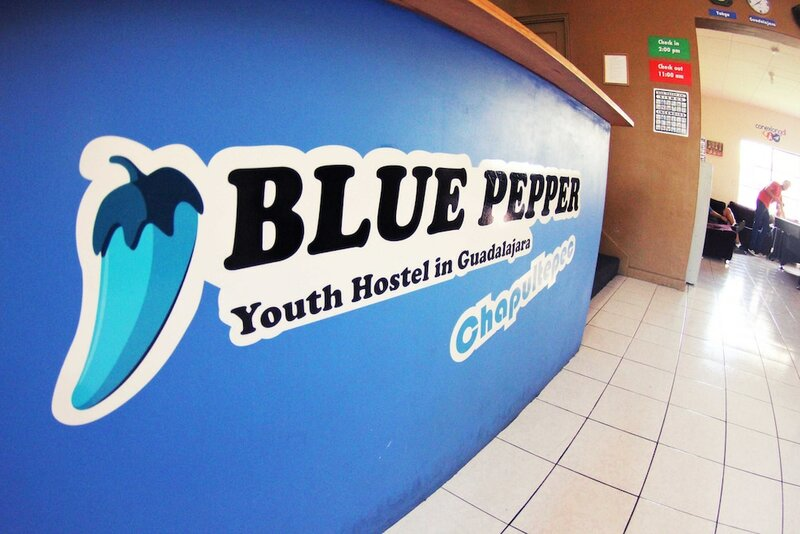 Blue Pepper Hostel & Bar