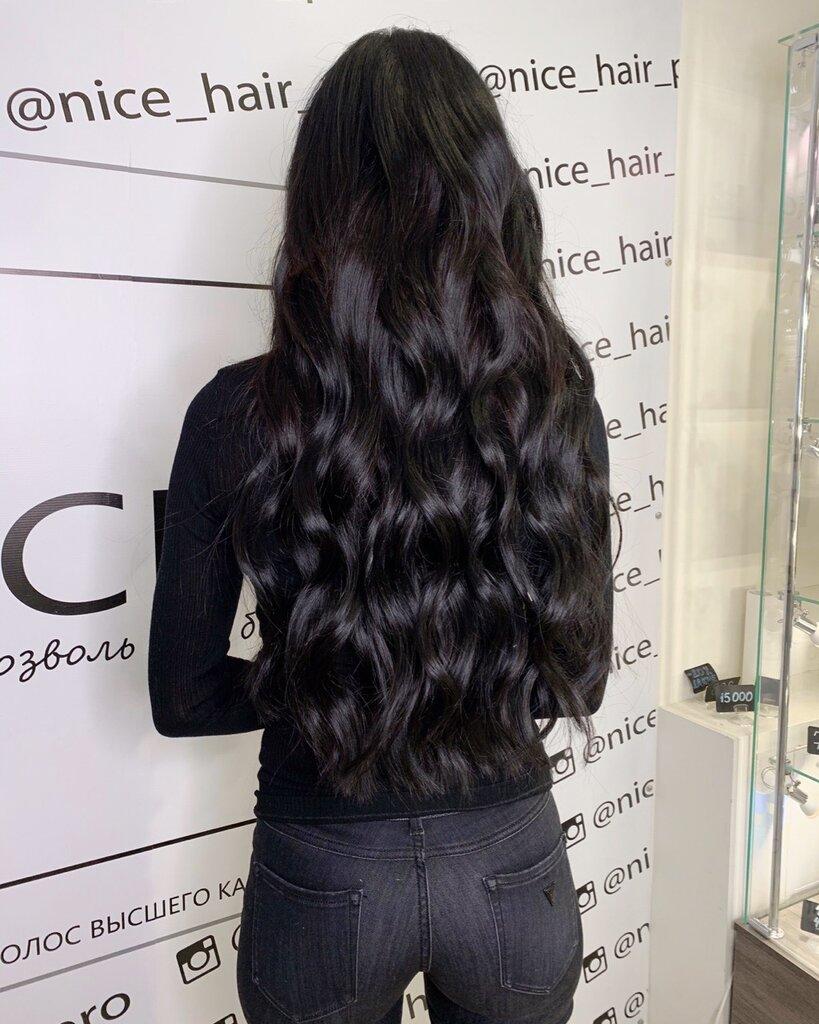 парики, накладные пряди, волосы для наращивания — NICEHAiR — Самара, фото №1