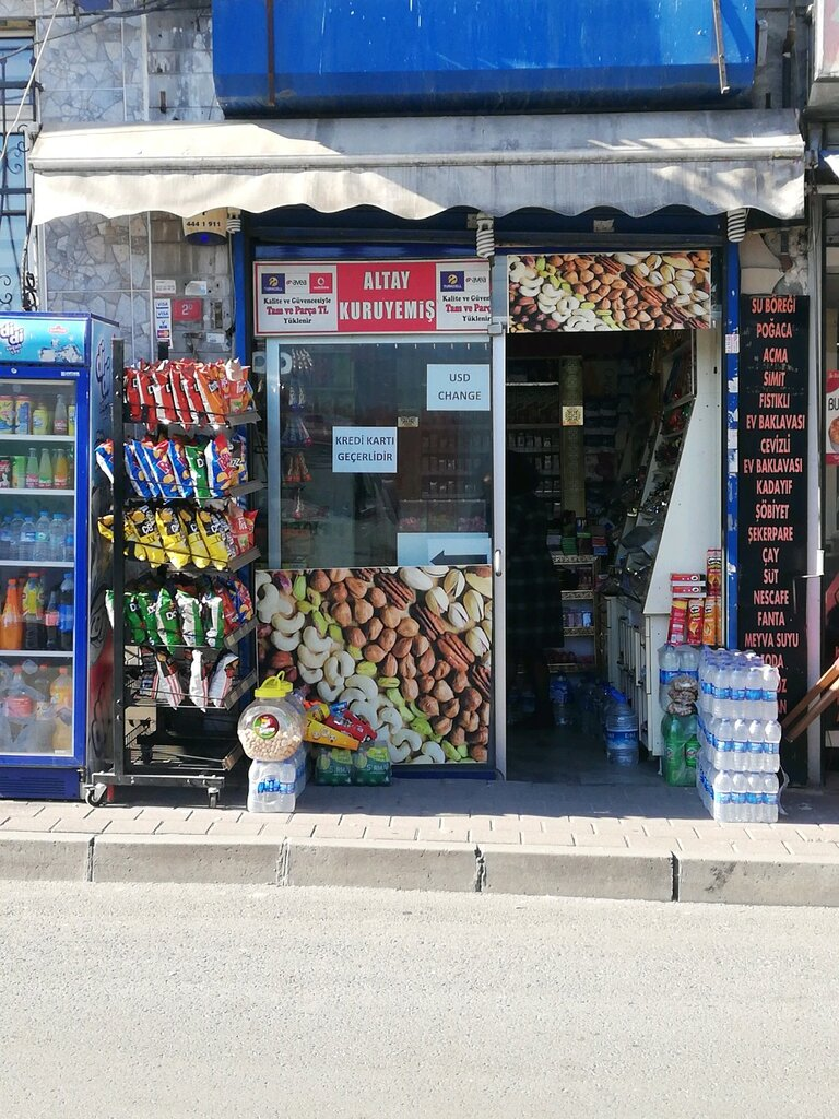 market — Altay Kuruyemiş — Fatih, photo 1