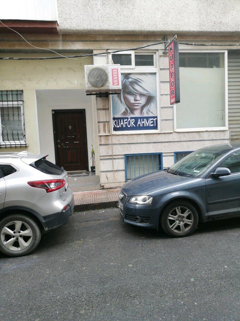 kuaförler — Kuaför Ahmet — Fatih, photo 1