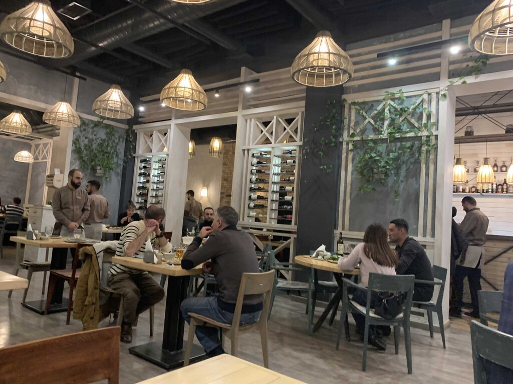 restaurant — Lavash Resturant — Yerevan, photo 2