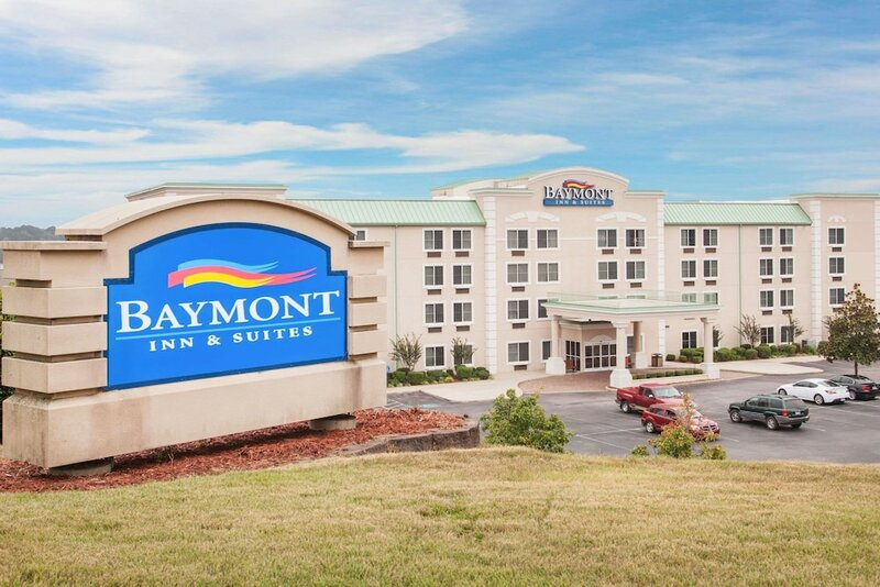 Baymont Inn And Suites Hot Springs