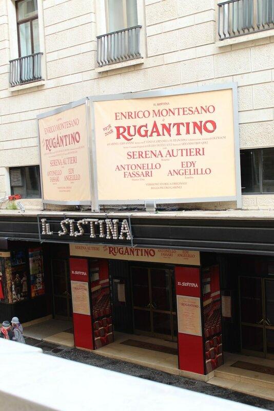 SuiteSistina for Lovers