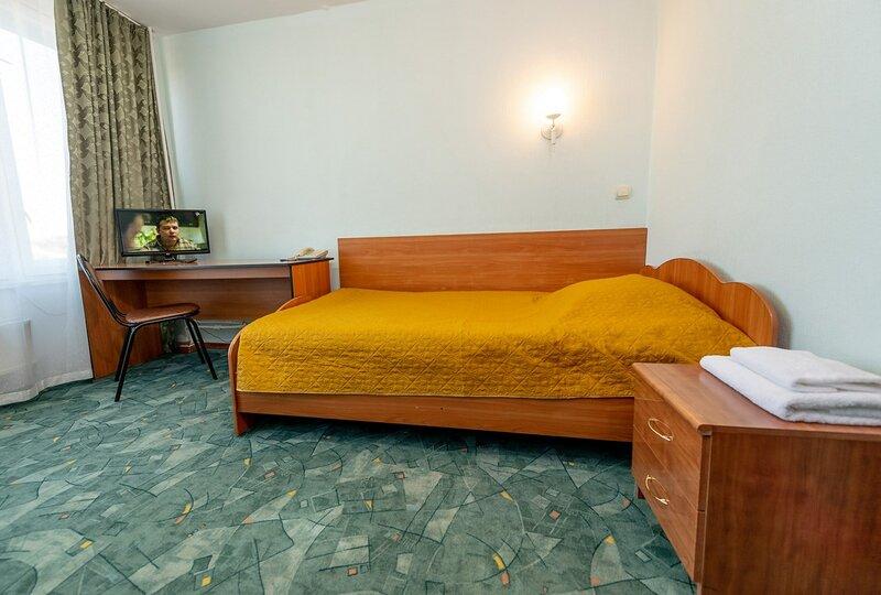 Отель Усть-Илим