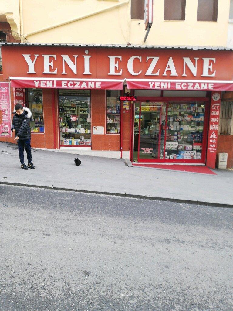 eczaneler — Yeni Eczane — Fatih, photo 1