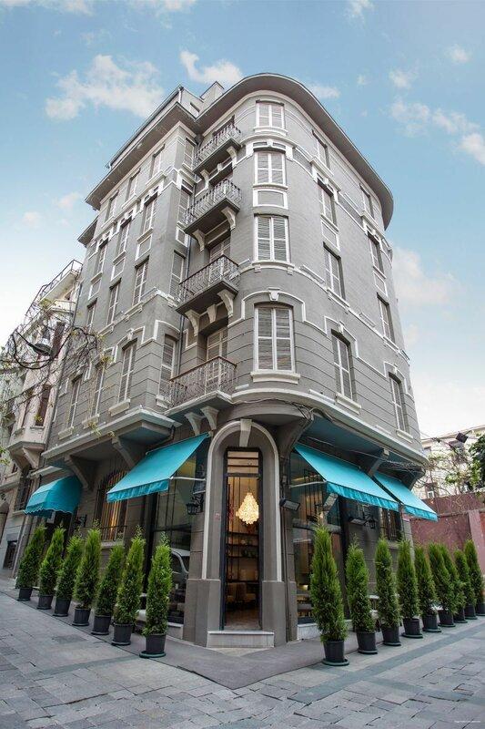 Бутик-отель Fuga Constantinidis