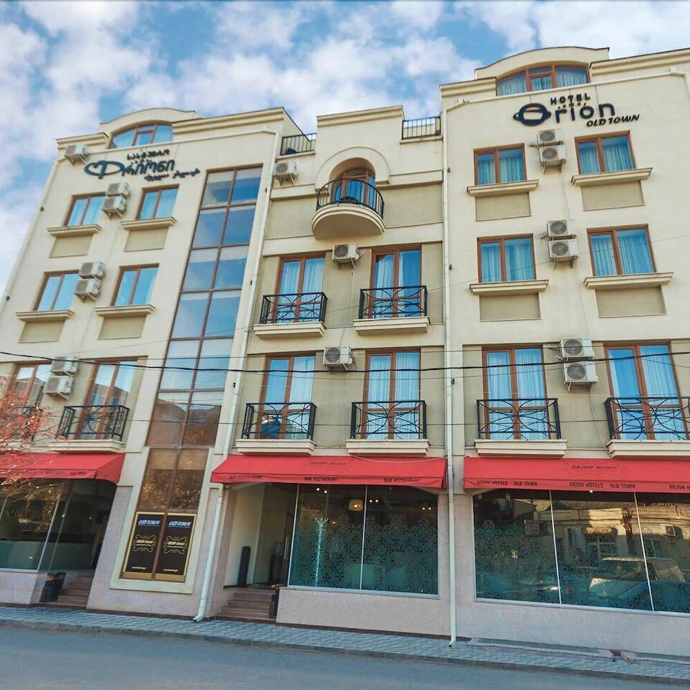 гостиница — Орион олд таун — Тбилиси, фото №1
