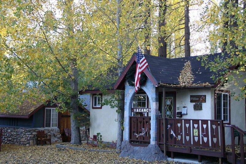 Castle Wood Cottages