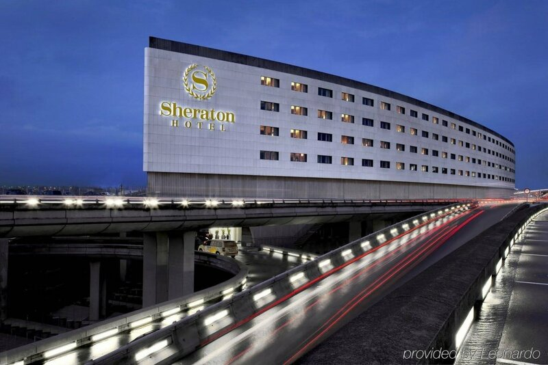 Sheraton Paris Airport Hotel & Conference Centre