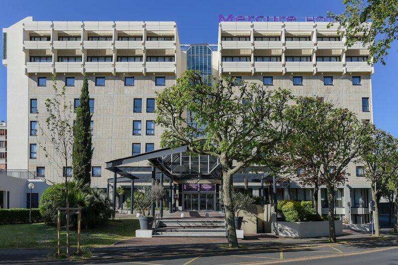 Mercure Paris Porte de Versailles Expo Hotel