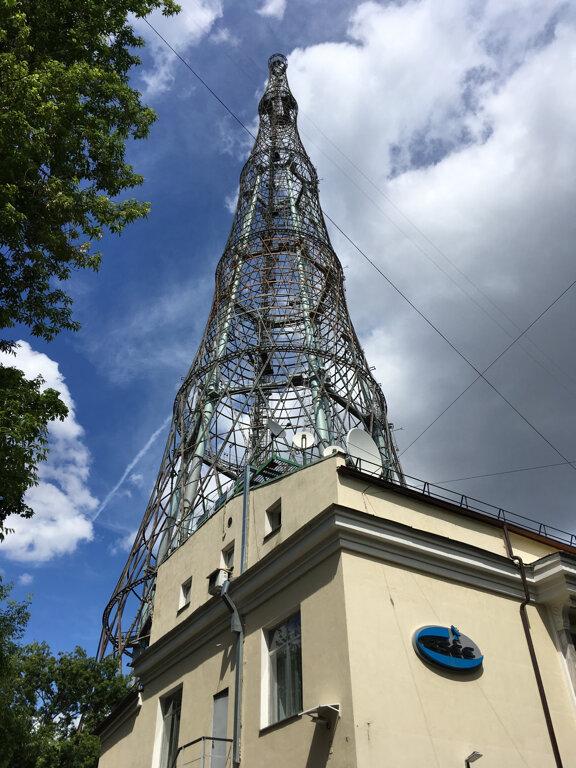 достопримечательность — Шуховская башня — Москва, фото №7