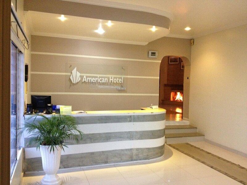 American Hotel Santa Cruz do Sul