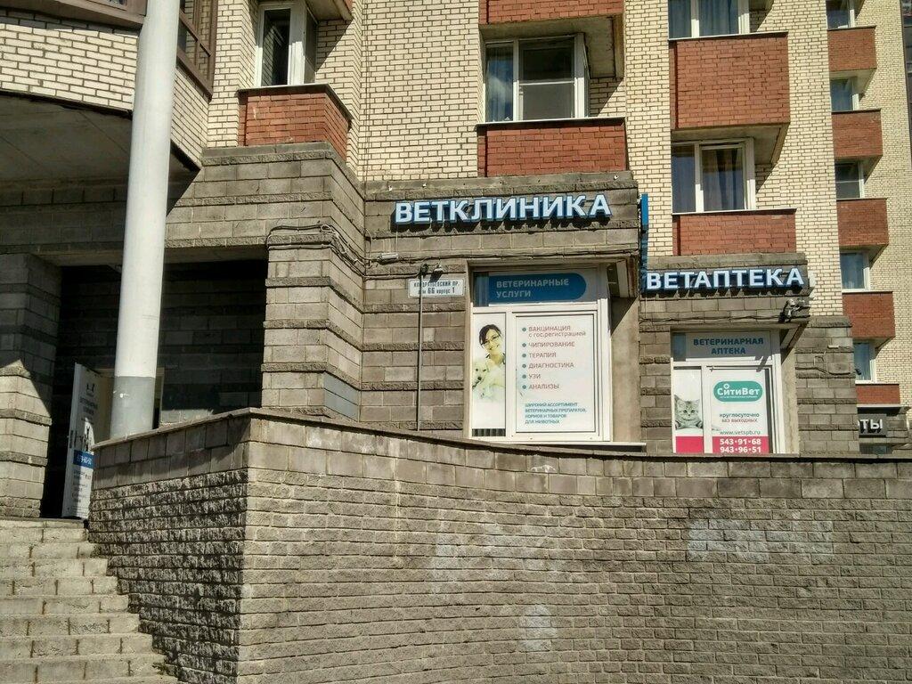 ветеринарная клиника — СитиВет — Санкт-Петербург, фото №3