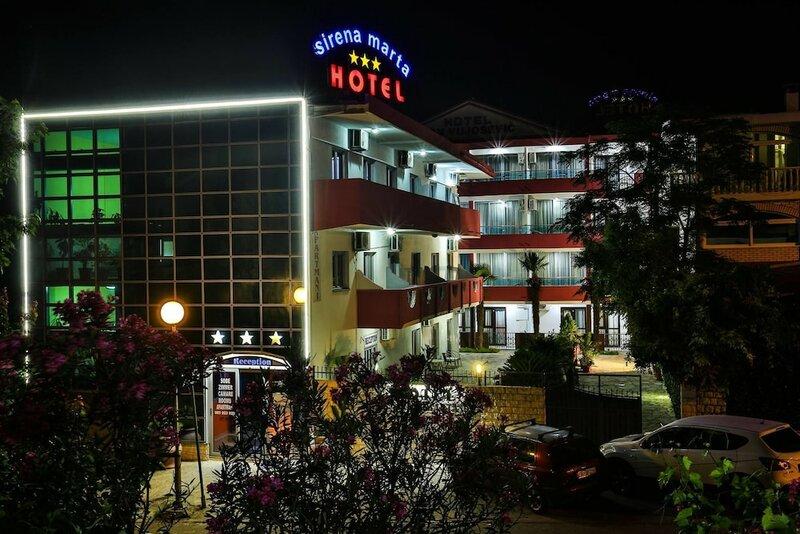 Hotel Sirena Marta
