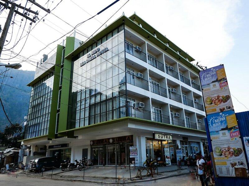El Nido Sea Shell Hotel