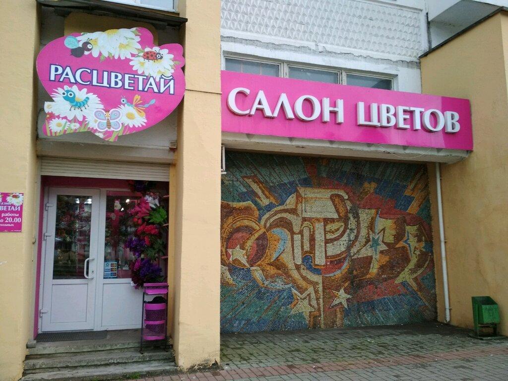 магазин цветов — Расцветай — Витебск, фото №1