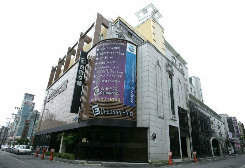 Cheonan Ct Hotel