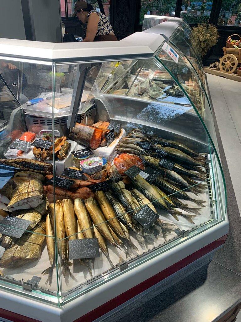при рыбные витрины в магазинах фото кухонная мебель стиле