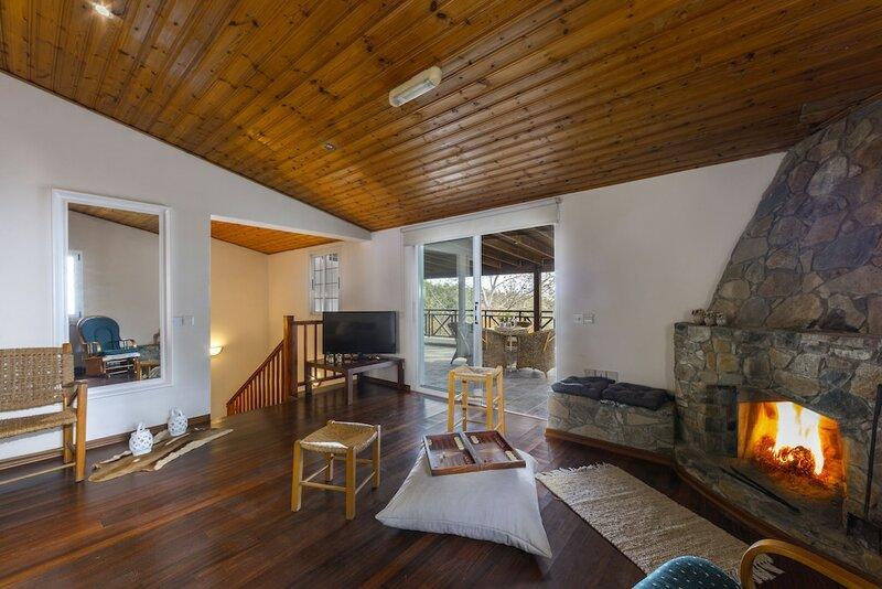 Platres Forest View Cottage