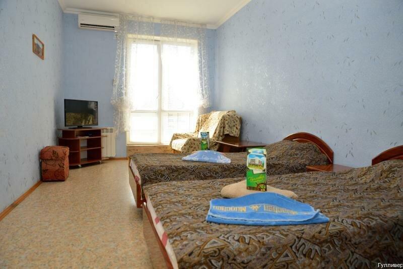 гостиница — Гулливер — Феодосия, фото №2