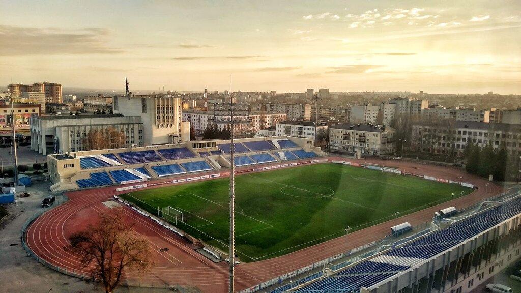 Главную футбольную арену Курска могут снести