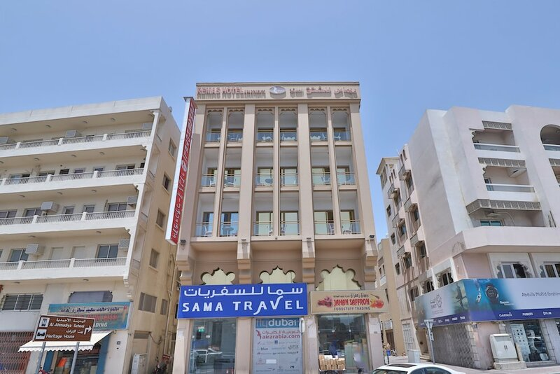 Oyo 261 Remas Hotel Apartment