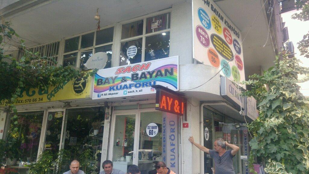kuaförler — Saçh Bay ve Bayan Kuaförü — Bakırköy, foto №%ccount%