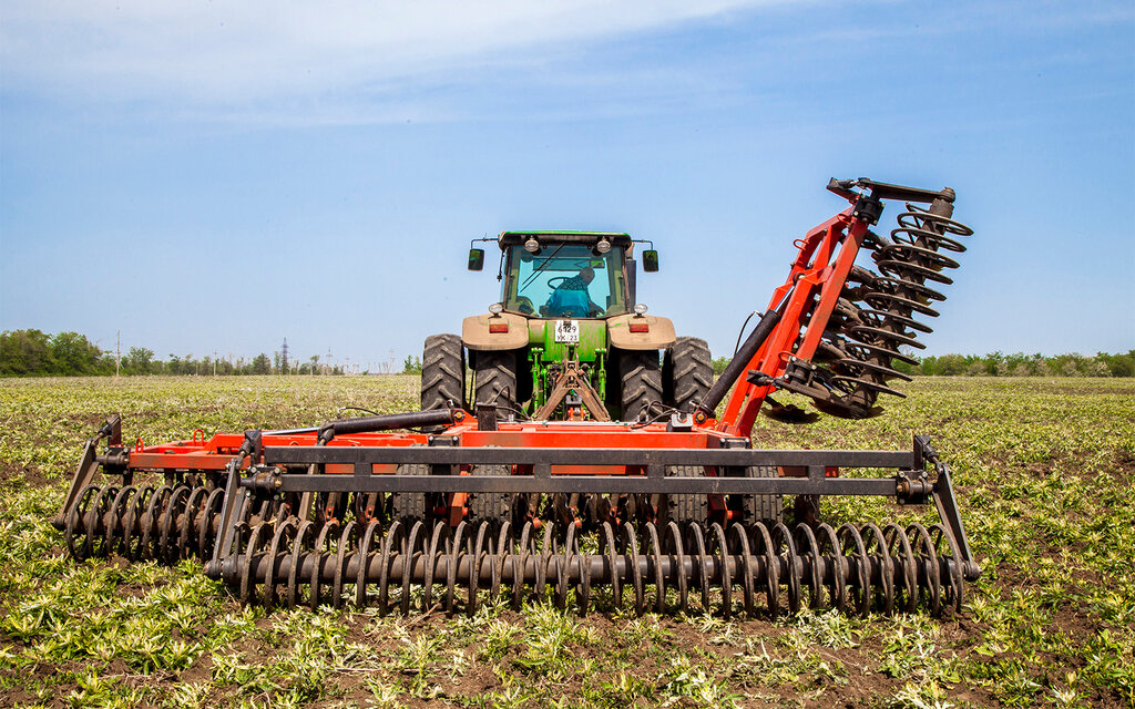 купить почвообрабатывающую технику