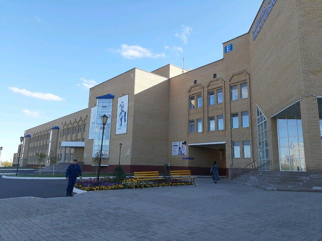 детская больница — Городская детская инфекционная больница — Нур-Султан, фото №2