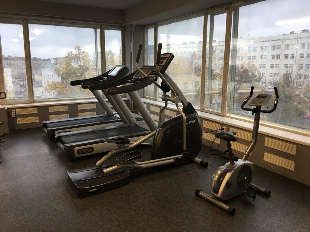 спортивный, тренажёрный зал — Рестарт — Минск, фото №2