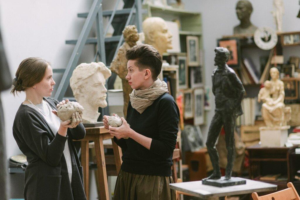 музей городской скульптуры в санкт петербурге фото своему произведению высохнуть