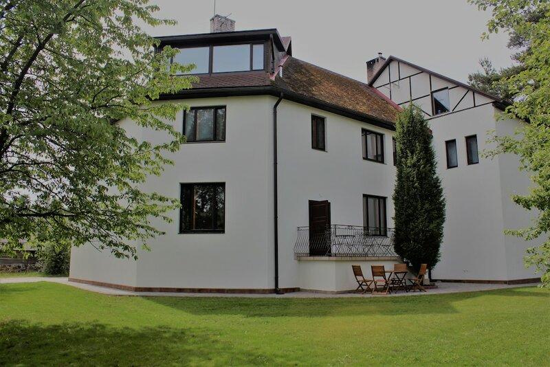 Отель Villa Neubad