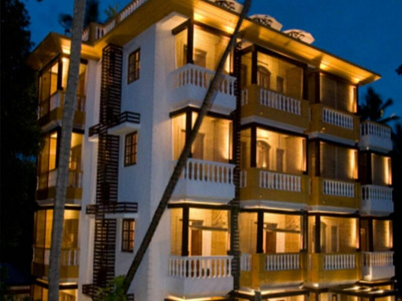 Apartment with a pool in Arpora, Goa, by GuestHouser 31843