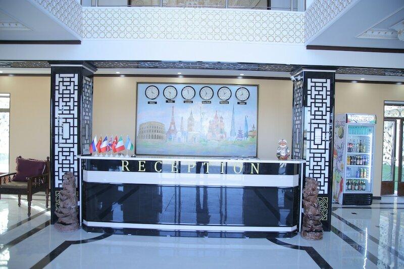 Hotel Khiva Palace