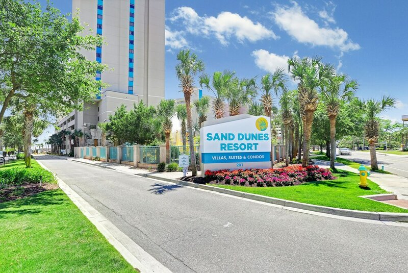 Sand Dunes Tower Suites And Villas