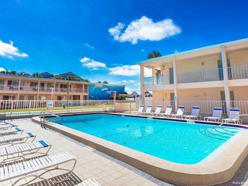 Rivera Inn & Jacuzzi Suites Motel Pico Rivera