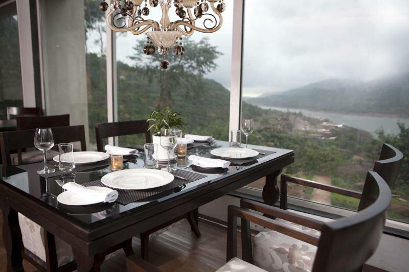 Атмантан - роскошный оздоровительный курорт в Индии