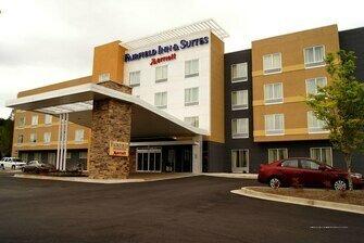 Fairfield Inn & Suites by Marriott Atlanta Cumming/Johns Creek