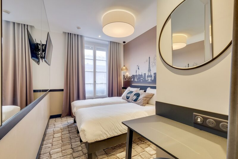 Hotel Lucien & Marinette