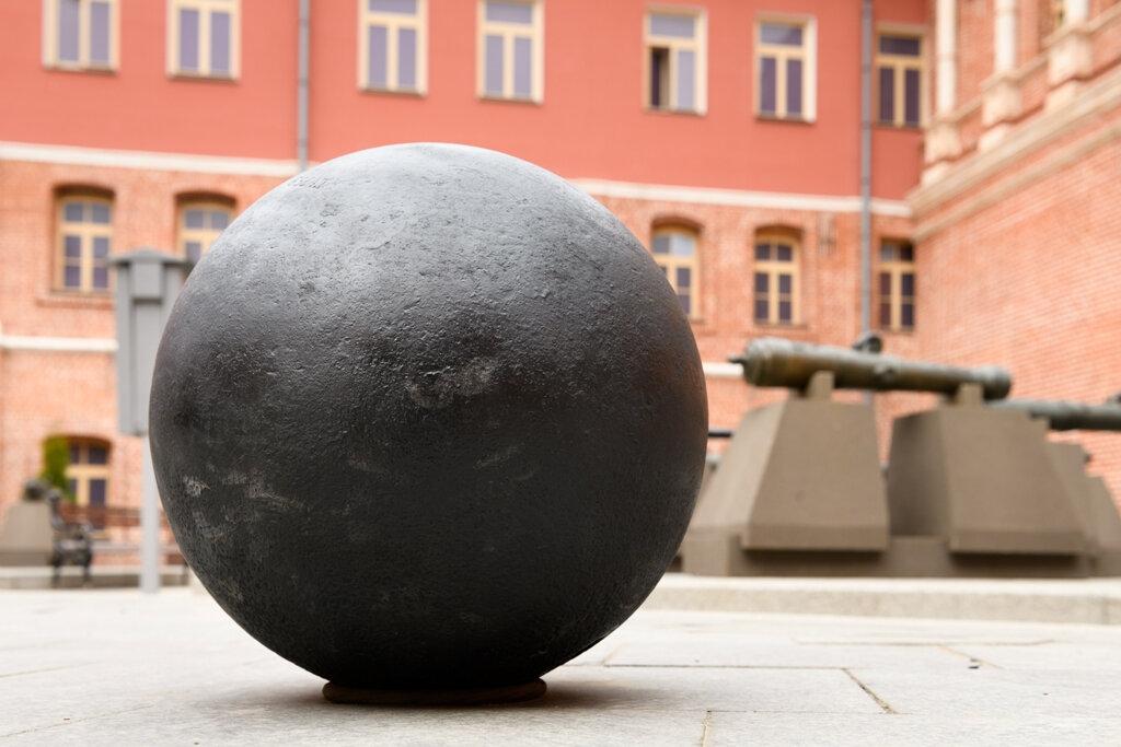 музей — Государственный исторический музей, Артиллерийский двор — Москва, фото №9