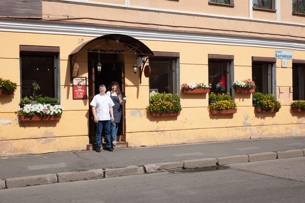 кафе — Гном колбасник — Санкт-Петербург, фото №5