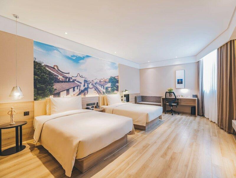 Atour Hotel Exhibition Center Harbin