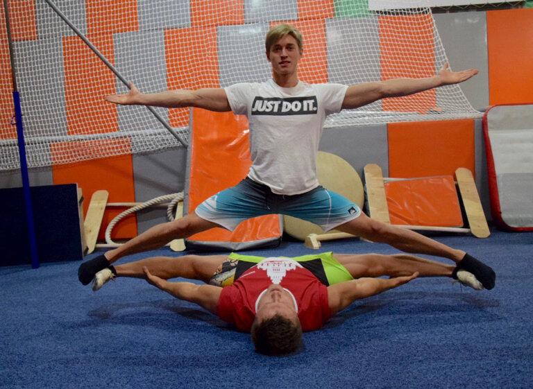 sports club, group — Acroritm — Moscow, фото №3