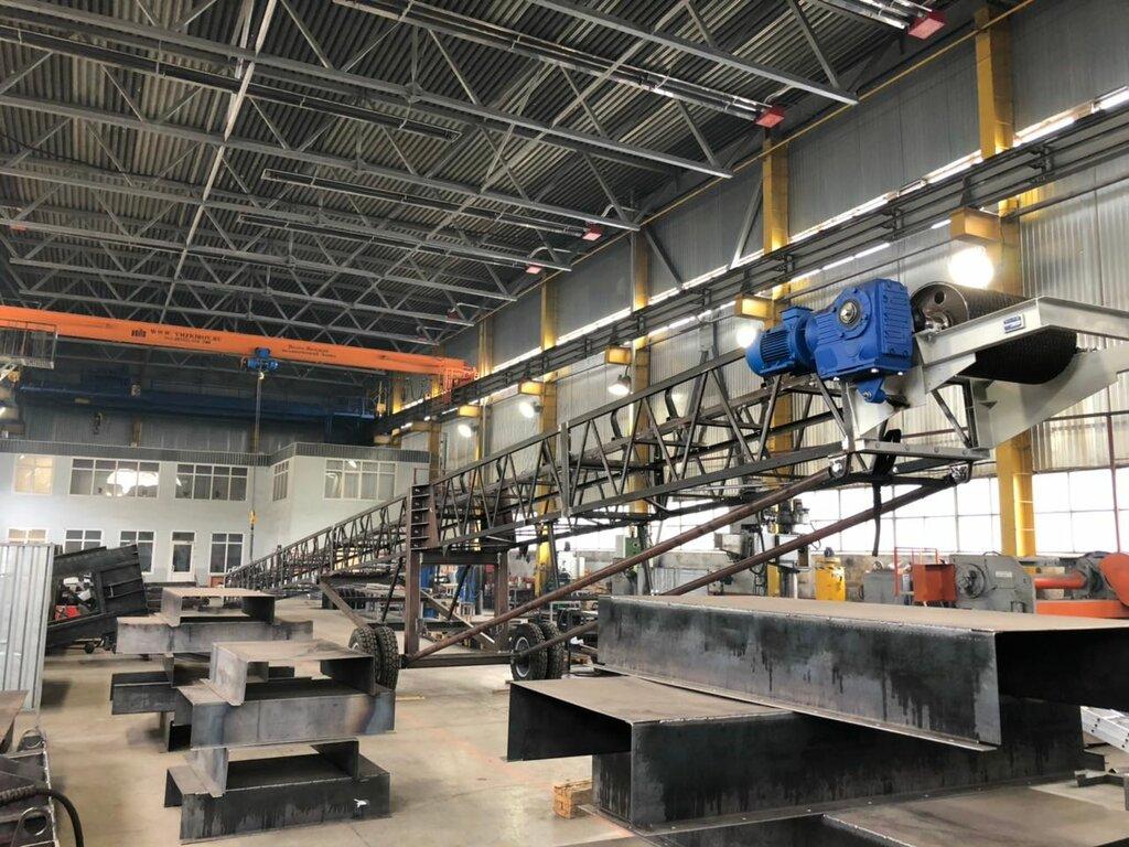 завод конвейерного оборудования в кургане