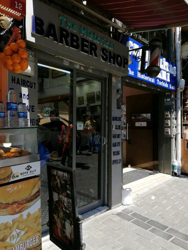 kuaförler — Atak Barber Shop — Fatih, foto №%ccount%